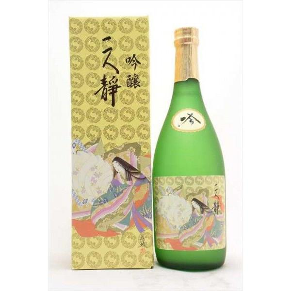 【日本酒】二人静 吟醸酒 720ml【東薫酒造】
