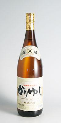 【泡盛】新里 かりゆし 30度 1800ml【新里酒造】