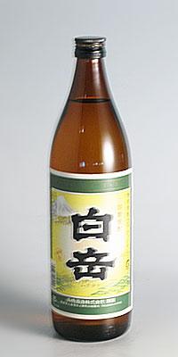 【米焼酎】白岳 25度 900ml【高橋酒造】