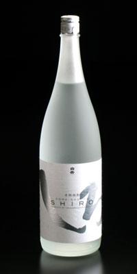 【米焼酎】白岳 しろ 25度 1800ml【高橋酒造】