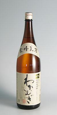 【麦焼酎】刈干 若麦 25度 1800ml【高千穂酒造】