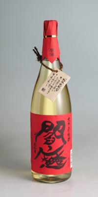 【麦焼酎】閻魔 25度 1800ml【老松酒造