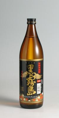 【芋焼酎】黒霧島 20度 900ml【霧島酒造】