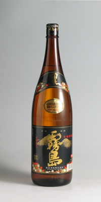 【芋焼酎】黒霧島 20度 1800ml【霧島酒造】