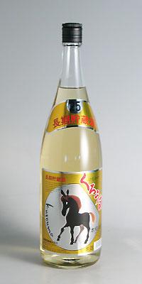 【麦焼酎】くろうま 長期貯蔵酒 25度 1800ml【神楽酒造】