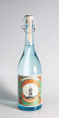 【芋焼酎】さつま白波 明治の正中芋 25度 1800ml【薩摩酒造】