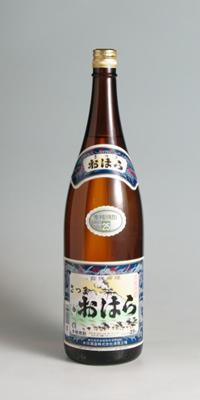 【芋焼酎】さつまおはら 25度 1800ml【本坊酒造謹製】