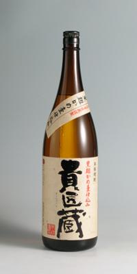 【芋焼酎】貴匠蔵 25度 1800ml【本坊酒造】