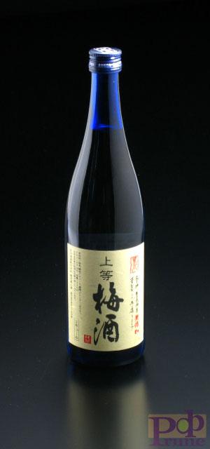 星舎無添加上等梅酒14度 720ml【本坊酒造】【酒蔵仕込みの本格梅酒】