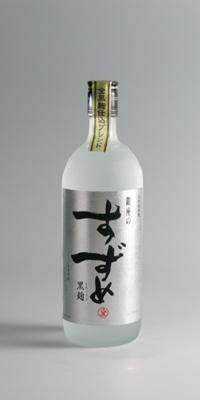 【麦焼酎】銀座のすずめ 黒麹 25度 720ml【八鹿酒造】