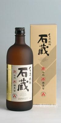 【芋焼酎】手造り焼酎 石蔵 25度 720ml 【超限定品】【白金酒造】