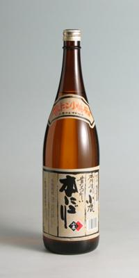 【芋焼酎】小鹿本にごり 25度 1800ml【小鹿酒造】