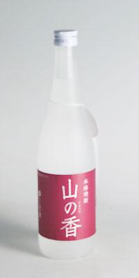【しそ焼酎】冨安本家 山の香 20度 720ml【花の露】