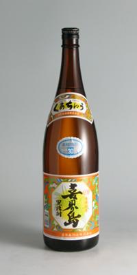 【黒糖焼酎】喜界島 30度 1800ml【喜界島酒造】