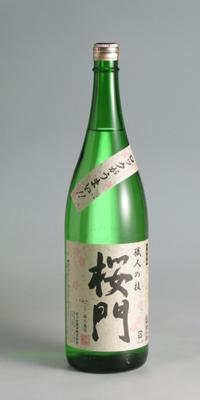 【芋焼酎】桜門 25度 1800ml【さつま無双】