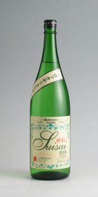 【芋焼酎】秘蔵酒 酔彩(すいさい) 25度 1800ml【さつま無双】