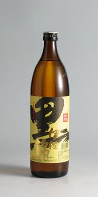 【芋焼酎】黒伊佐錦 25度 900ml【大口酒造】