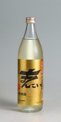 【黒糖焼酎】まんこい 25度 1800ml【弥生焼酎醸造所】