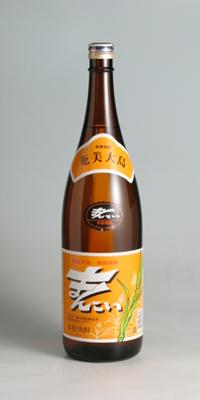 【黒糖焼酎】まんこい 30度 1800ml【弥生焼酎醸造所】