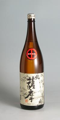 【芋焼酎】北薩摩 25度 1800ml【販売店限定】【植園酒造】