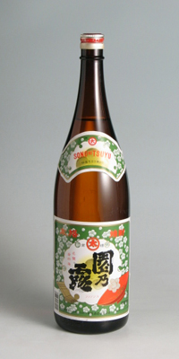 【芋焼酎】園乃露 25度 1800ml【販売店限定】【植園酒造】