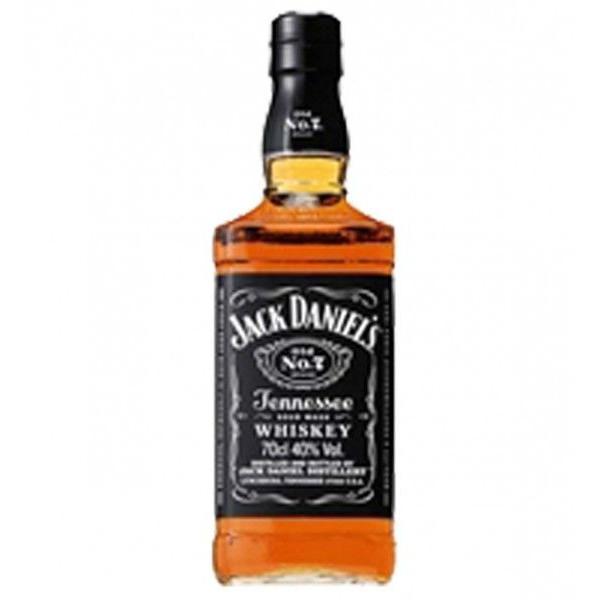 【テネシー・ウイスキー】 Jack Daniel`s ジャックダニエル ブラック 700ml 40度 [並行品]