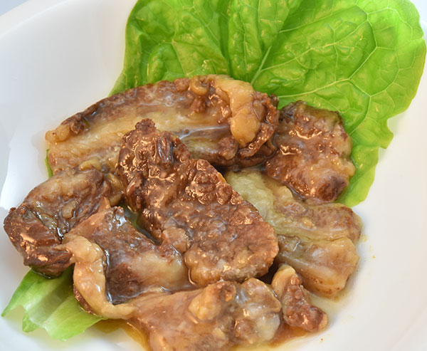 美熊野牛 焼肉缶詰 醤油味 6個セット【黒毛和牛の岡田/岡田精肉店】