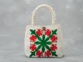 ハワイアンキルトセカンドバッグ