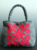 手縫いバッグ