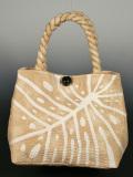 ハワイアンキルトのサザンフォレストバッグ
