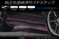 FIT(GE6/7 前期)/サイドステップ純正色塗装済み
