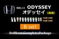 【B】RB1/2オデッセイ(MC)