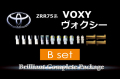 【B】ZZR75ヴォクシー