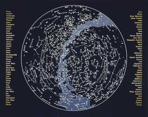 夜光大星図