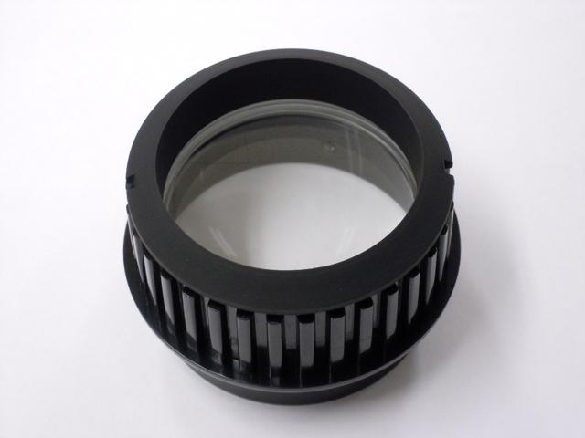 D50mmFL600mmアクロマートレンズ/セル付き