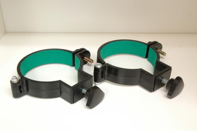 鏡筒外径80mm用鏡筒バンド(二本一組)
