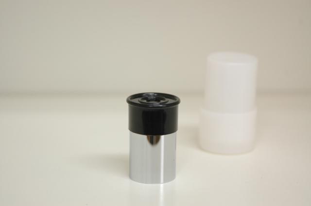 中国製トイグレードアイピース両凸二群二枚ハイゲン変形/焦点距離8mm24.5mm差込サイズ