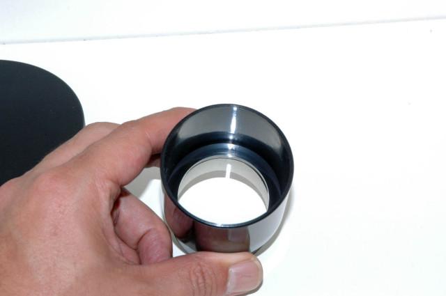 D40mmFL420mmアクロマートレンズ/セル付き