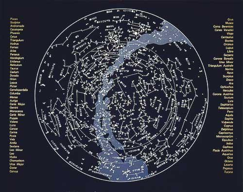 夜光大星図↑