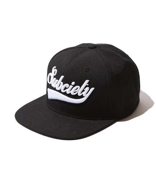 SUBCIETY サブサエティ SNAP BACK CAP -GLORIOUS-