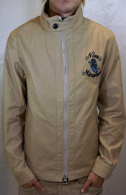 ナインマイクロフォンズのジャケット