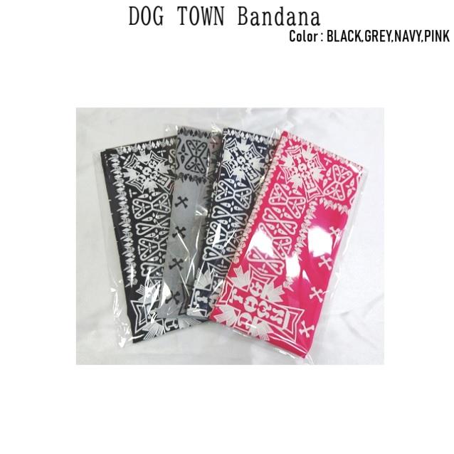 DOG TOWN ドッグタウン DT Bandana