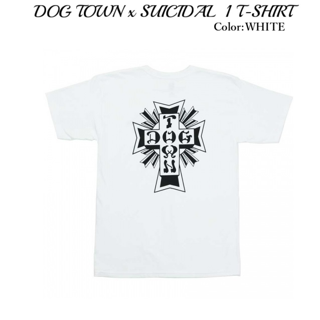 DOG TOWN ドッグタウン DTxST 1 T-SHIRT