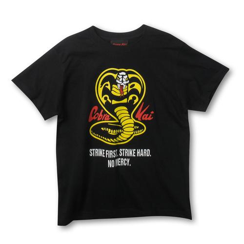 『コブラ会』 スネークロゴ & フィロソフィーTシャツ