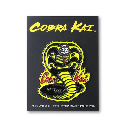 『コブラ会』スネークロゴ ピンズ
