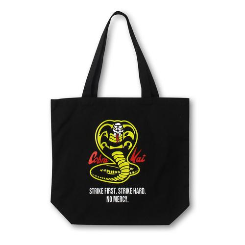 『コブラ会』スネークロゴ トートバッグ