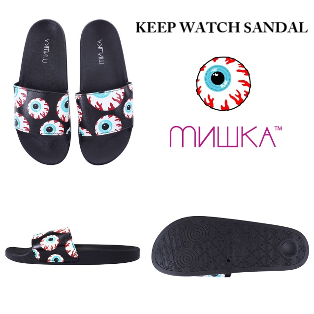 MISHKA ミシカ KEEP WATCH SANDAL