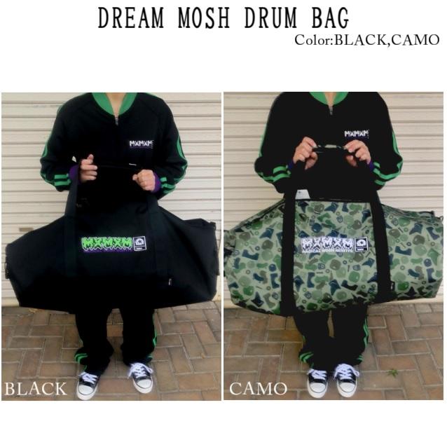 MxMxM MAGICAL MOSH MISFITS マジカルモッシュミスフィッツ DREAM MOSH DRUM BAG