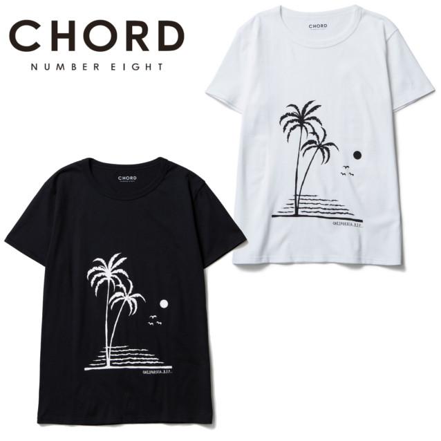 セール50%オフ CHORD#8 コードナンバーエイト CALIFORNIA R.I.P TEE Tシャツ