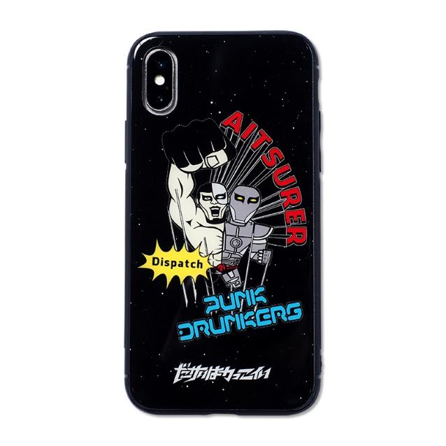 (先行予約) PUNK DRUNKERS パンクドランカーズ iPhone CASE アイツラー【20年12月】入荷予定
